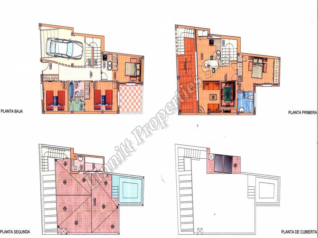 Casa con proyecto para reformar en Turre REF: A1523