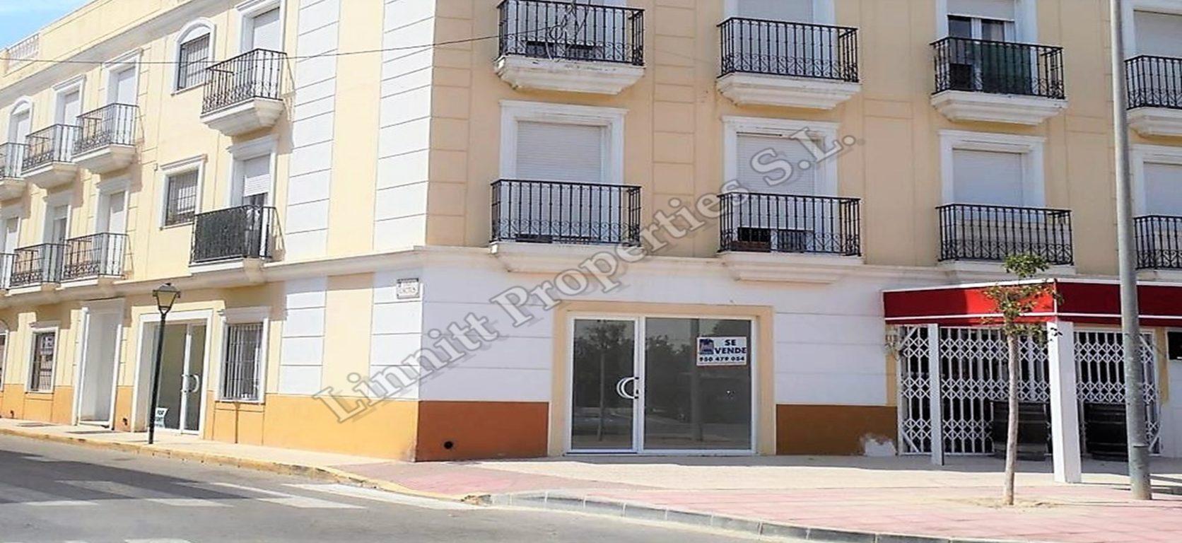 Local comercial en Turre REF: A1625