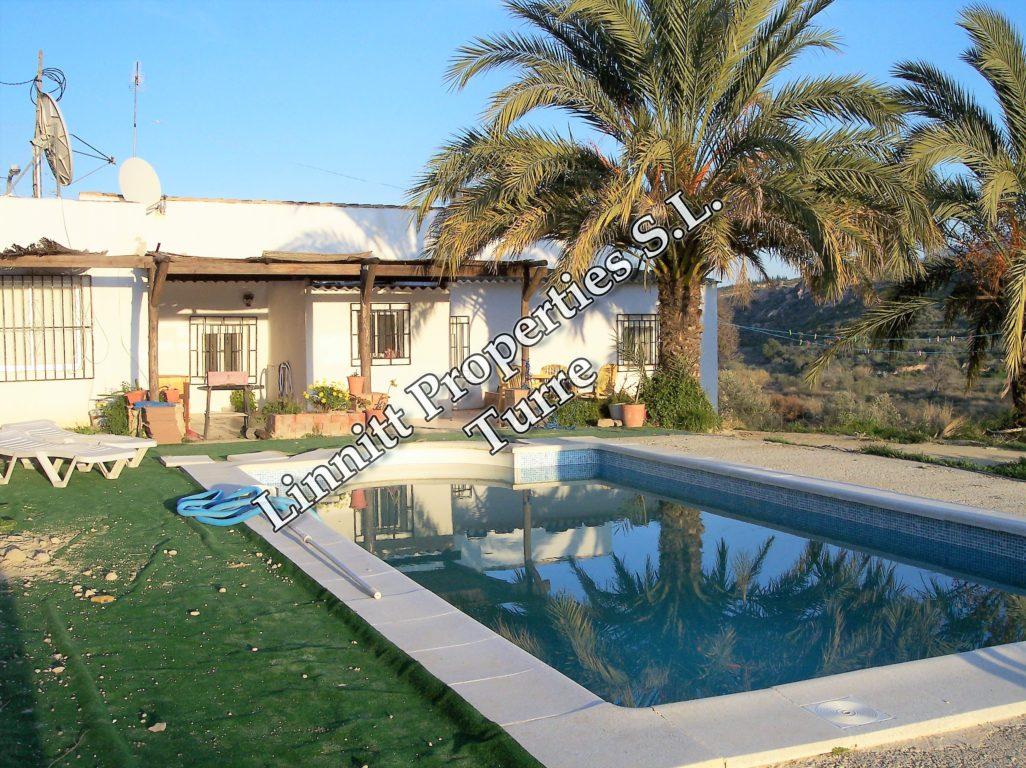 Casa en Alfaix REF: A1628