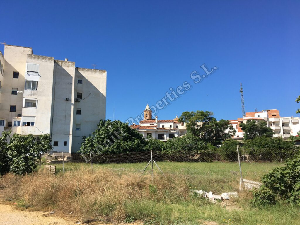 Developable Land  + Rustic Land in Turre REF: A1645